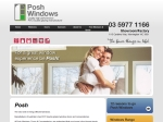 View More Information on Posh Wndows