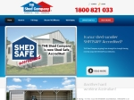 View More Information on THE Shed Company, Kilmore