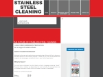 View More Information on Stainless Steel Cleaning