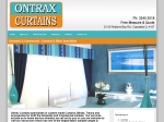 View More Information on Ontrax Curtains & Blind Specialists
