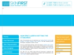 View More Information on Skinfirst