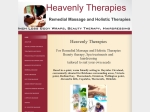 View More Information on Heavenly Therapies