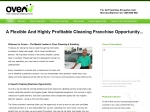 View More Information on Ovenu Cleaning Franchise