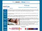 View More Information on The Snore And Sleep Clinic Pty Ltd