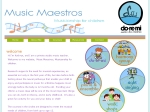 View More Information on Music Maestros