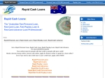 View More Information on Rapid Cash Loans
