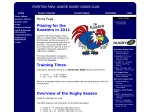View More Information on Everton Park Junior Rugby Union Club