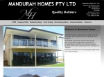 View More Information on Mandurah Homes Pty Ltd