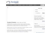View More Information on Durabuild Systems Pty Ltd