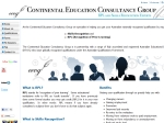 View More Information on RPL Continental Education Consultancy Group