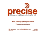 View More Information on Precise Maintenance & Cleaning Services