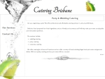 View More Information on Catering Brisbane