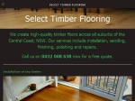 View More Information on Select Timber Flooring