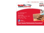 View More Information on The Knife Doctor