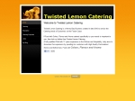 View More Information on Twisted Lemon Catering
