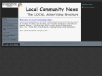 View More Information on Local Community News