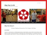 View More Information on Wing Chun For Life - Mermaid Beach