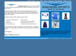 View More Information on Wingspan Sports