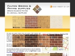 View More Information on Fulton Bricks & Paving Supplies