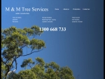 View More Information on M & M Tree Services