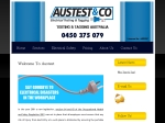 View More Information on Austest & Co
