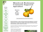 View More Information on Mim's Organics