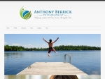 View More Information on Anthony Berrick, Psychologist