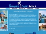 View More Information on Summer Daze Pool Builders