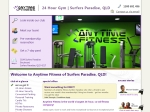 View More Information on Anytime Fitness Surfers Paradise