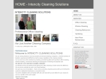 View More Information on Intencity Cleaning Solutions