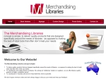 View More Information on Merchandising Libraries