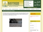 View More Information on Bayside Epoxy Floor Covering