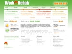 View More Information on Work Rehab