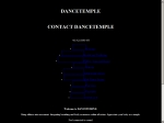 View More Information on Dancetemple