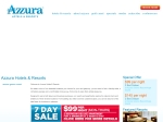 View More Information on Azzura Hotels And Resorts