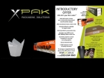 View More Information on Xpak Packaging Solutions