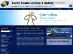 View More Information on Barry Evans Lifting & Safety