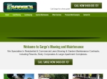 View More Information on Sarge's Mowing, Gold Coast