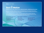 View More Information on Soul In Motion