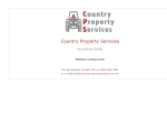 View More Information on Country Property Services