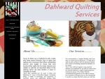 View More Information on Dahlward Quilting Services