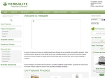 View More Information on Herbalife - A Healthier You