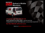 View More Information on Mobile Mechanic Sydney, Mascot
