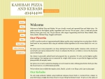 View More Information on Kahibah Pizza And Kebabs