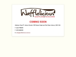 View More Information on Wafflelicious
