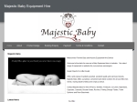 View More Information on Majestic Baby
