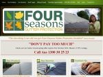 View More Information on Four Seasons Gutter Protection