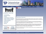 View More Information on Telemarketing Professionals
