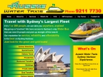 View More Information on Aussie Water Taxis, Sydney