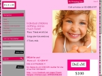 View More Information on Dream Designer Children's Wear